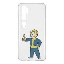 Чехол для Xiaomi Mi Note 10 Fallout Boy