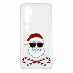 Чохол для Xiaomi Mi Note 10 Fashionable Santa
