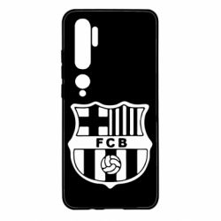 Чехол для Xiaomi Mi Note 10 FC Barcelona