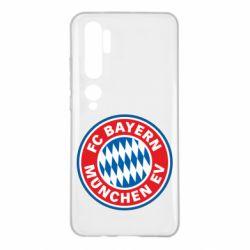 Чохол для Xiaomi Mi Note 10 FC Bayern Munchen