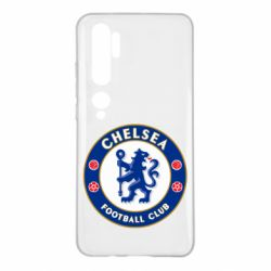 Чехол для Xiaomi Mi Note 10 FC Chelsea