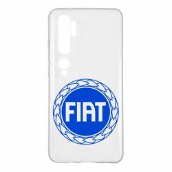 Чохол для Xiaomi Mi Note 10 Fiat logo
