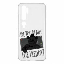 Чехол для Xiaomi Mi Note 10 Five Nights at Freddy's 1