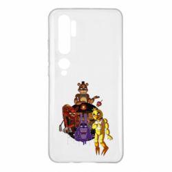 Чохол для Xiaomi Mi Note 10 Five Nights At Freddy's