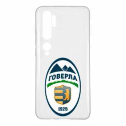 Чехол для Xiaomi Mi Note 10 ФК Говерла Ужгород