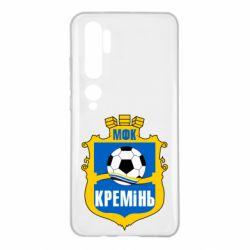 Чохол для Xiaomi Mi Note 10 ФК Кремінь Кременчук