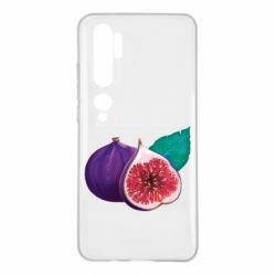 Чехол для Xiaomi Mi Note 10 Fruit Fig