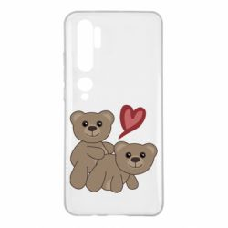 Чехол для Xiaomi Mi Note 10 Funny passion