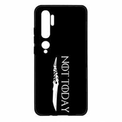 Чехол для Xiaomi Mi Note 10 Game of Thrones: not today