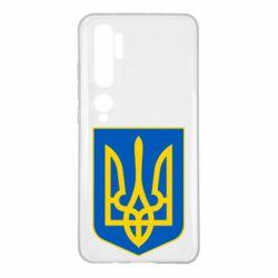 Чехол для Xiaomi Mi Note 10 Герб неньки-України