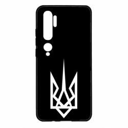 Чехол для Xiaomi Mi Note 10 Герб України загострений