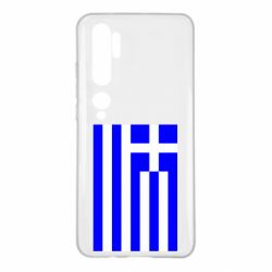 Чехол для Xiaomi Mi Note 10 Греция
