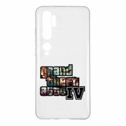 Чохол для Xiaomi Mi Note 10 GTA IV