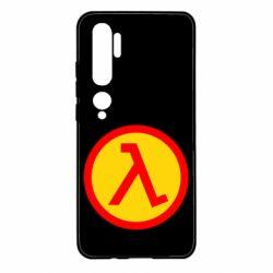 Чохол для Xiaomi Mi Note 10 Half Life Logo