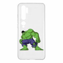 Чехол для Xiaomi Mi Note 10 Халк