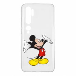 Чехол для Xiaomi Mi Note 10 Happy Mickey Mouse