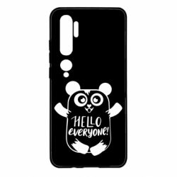 Чехол для Xiaomi Mi Note 10 Happy panda