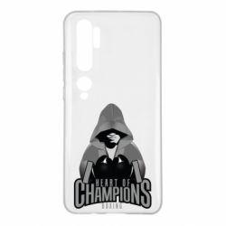 Чехол для Xiaomi Mi Note 10 Heart of Champions