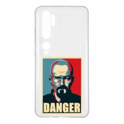 Чохол для Xiaomi Mi Note 10 Heisenberg Danger