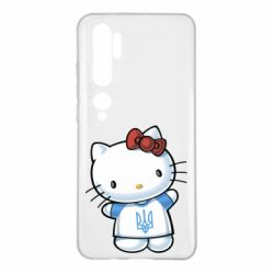 Чехол для Xiaomi Mi Note 10 Hello Kitty UA