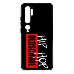 Чохол для Xiaomi Mi Note 10 Hip Hop oldschool