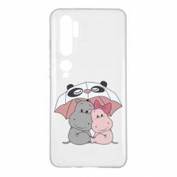 Чохол для Xiaomi Mi Note 10 Hippos