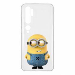 Чохол для Xiaomi Mi Note 10 Хитрий міньйон