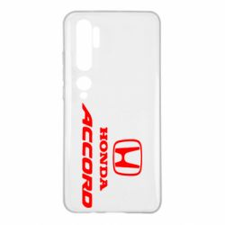Чохол для Xiaomi Mi Note 10 Honda Accord