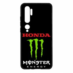 Чехол для Xiaomi Mi Note 10 Honda Monster Energy