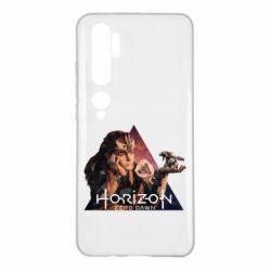 Чохол для Xiaomi Mi Note 10 Horizon Zero Dawn