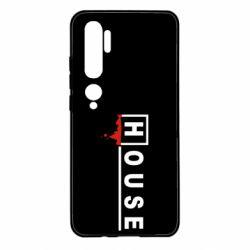 Чехол для Xiaomi Mi Note 10 House