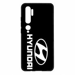 Чохол для Xiaomi Mi Note 10 Hyundai Малих
