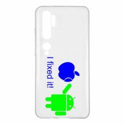 Чехол для Xiaomi Mi Note 10 I fixed it! Android