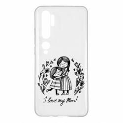 Чохол для Xiaomi Mi Note 10 I love my mom