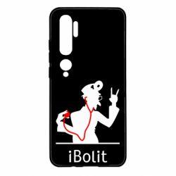 Чехол для Xiaomi Mi Note 10 iBolit