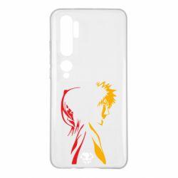Чехол для Xiaomi Mi Note 10 Ichigo and Rukia