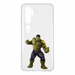 Чохол для Xiaomi Mi Note 10 Incredible Hulk 2