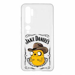 Чохол для Xiaomi Mi Note 10 Jack Daniels Adventure Time