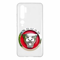 Чехол для Xiaomi Mi Note 10 Jaguar emblem