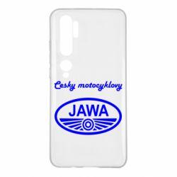 Чехол для Xiaomi Mi Note 10 Java Cesky Motocyclovy