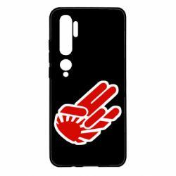 Чехол для Xiaomi Mi Note 10 JDM Arm
