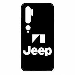 Чохол для Xiaomi Mi Note 10 Jeep Logo