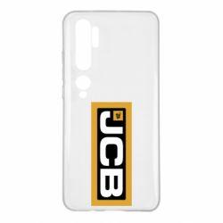 Чохол для Xiaomi Mi Note 10 Jgb logo2