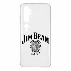 Чохол для Xiaomi Mi Note 10 Jim Beam logo