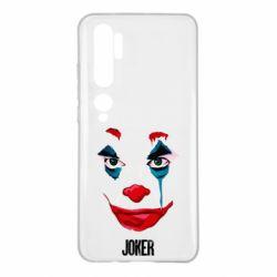 Чехол для Xiaomi Mi Note 10 Joker face