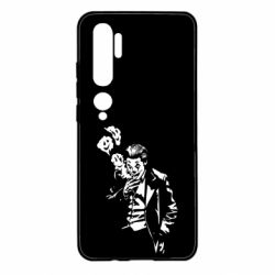 Чехол для Xiaomi Mi Note 10 Joker smokes and smiles