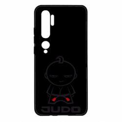 Чехол для Xiaomi Mi Note 10 Judo Fighter