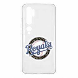 Чохол для Xiaomi Mi Note 10 Kansas City Royals
