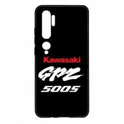 Чохол для Xiaomi Mi Note 10 Kawasaki GPZ500S