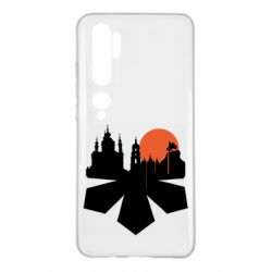 Чохол для Xiaomi Mi Note 10 Kiev city of chestnuts